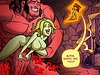 Whatever you say, mistress - Omega Girl 6 by jab comix